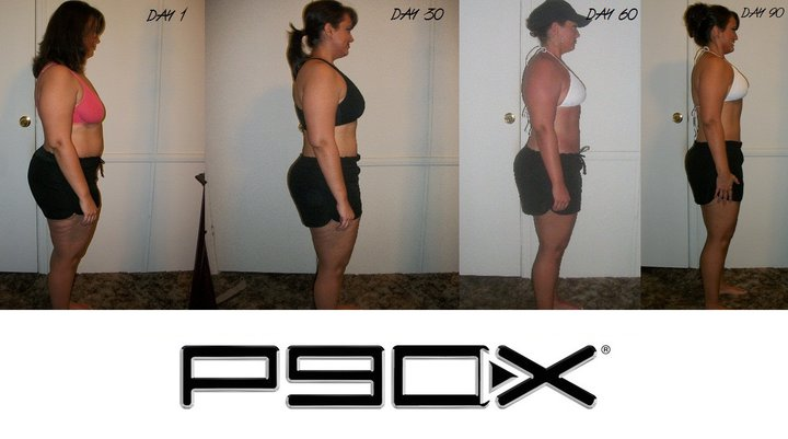 Jessica Adams Can Women Slim Down In 90 Days With P90x And