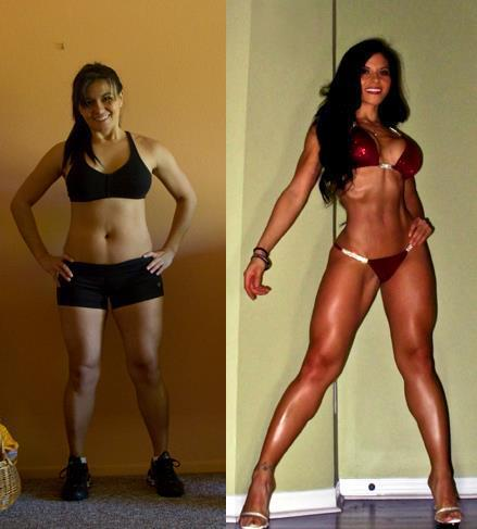 P90x Insanity Hybrid Results Women Insanity Results Women Want